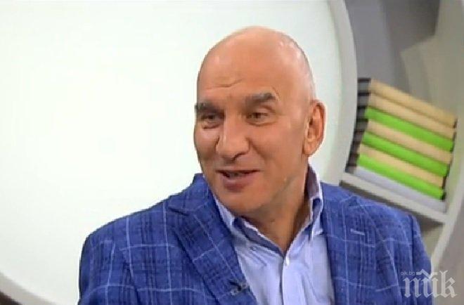 Банкерът Хампарцумян: Българската икономика е в много добро състояние