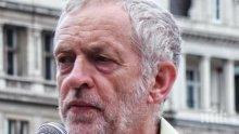 Джереми Корбин предлага увеличаване на корпоративните данъци във Великобритания