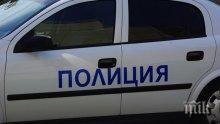 Затворник се сби с полицаи в опит да избяга