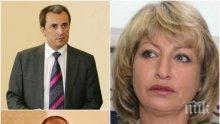 САМО В ПИК! Мира Радева с ексклузивен коментар за Орешарски: Зад него стоят кръгове от ДПС
