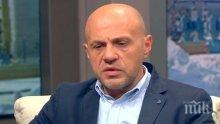 Томислав Дончев изплю камъчето! ЕКСКЛУЗИВНО И ПЪРВО В ПИК: Той ли е кандидатът на ГЕРБ?