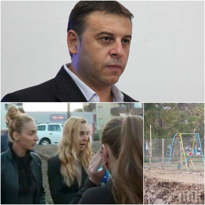 Искат оставката на кмета Камбитов заради строеж в Благоевград