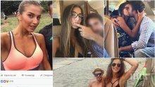 КРАЙ НА МЪКАТА! Лудия репортер на Милен Цветков забрави за палавата си приятелка - ето с кого се забавлява (СНИМКА)