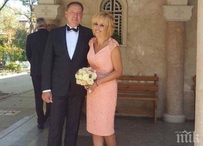 ИЗНЕНАДА! Колежките на Мая Манолова й спретнаха нещо специално за сватбата (СНИМКИ)