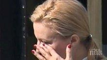 Ирина Тенчева през сълзи: Баба ми почина в ръцете ми