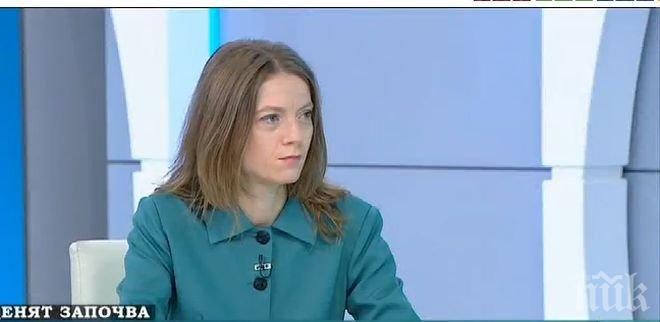 Милена Дамянова: Започнахме реформи в образованието още в първия кабинет на Борисов