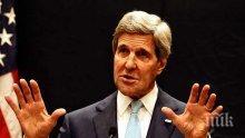 Вашингтон: Кери не е говорил за военни престъпления на Русия в Сирия
