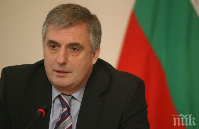 Кандидатът за президент Ивайло Калфин: Искам да покажа на всички, че политиката в България има смисъл