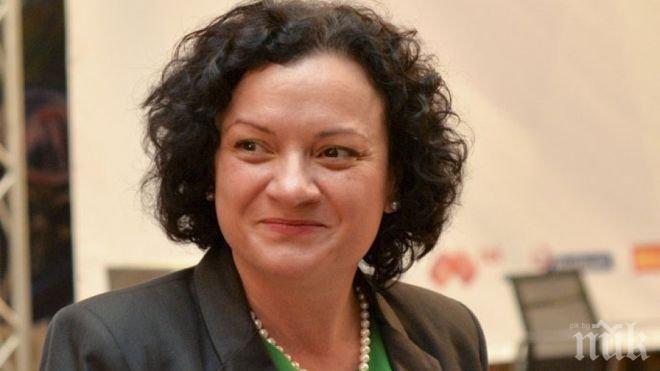 Ивелина Василева ще открие новата пречиствателна станция за отпадъчни води в Шумен