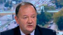 ЕКСКЛУЗИВНО! Михаил Миков с изненадващо признание в ефир: Борисов успява да усвои добре европейските пари!