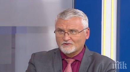 Минчо Спасов: С Татяна Дончева ще искаме разширяване на президентските пълномощия
