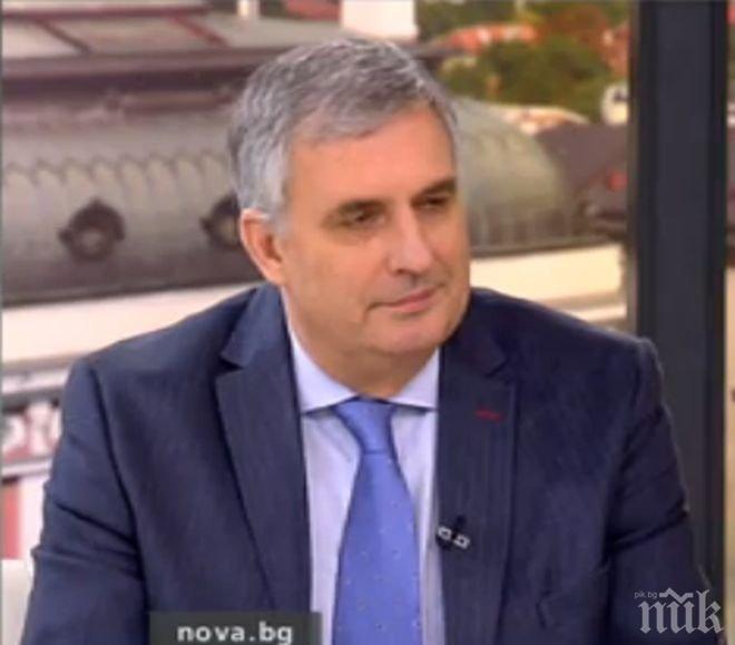 Ивайло Калфин: Образованието за мен трябва да е абсолютен приоритет в държавата