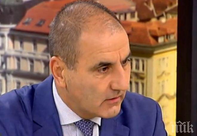 Цветан Цветанов: Можем да отчетем, че сме най-добрите