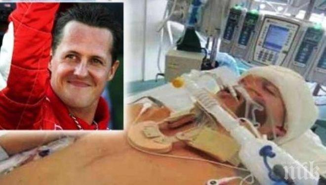 Гръмна нова информация за Михаел Шумахер! Съпругата му Корина взе тежко решение през сълзи