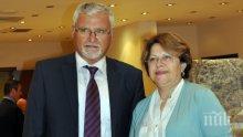 Татяна Дончева и Минчо Спасов предлагат гарантиран минимален доход за всеки