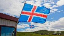 Исландска депутатка реши да кърми бебето си, докато говори в парламента