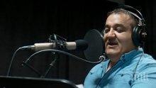 ПЪЛЕН ЦИРК! Вицепрезидентът Радо Шишарката смени жанра - пусна рап парче за изборите