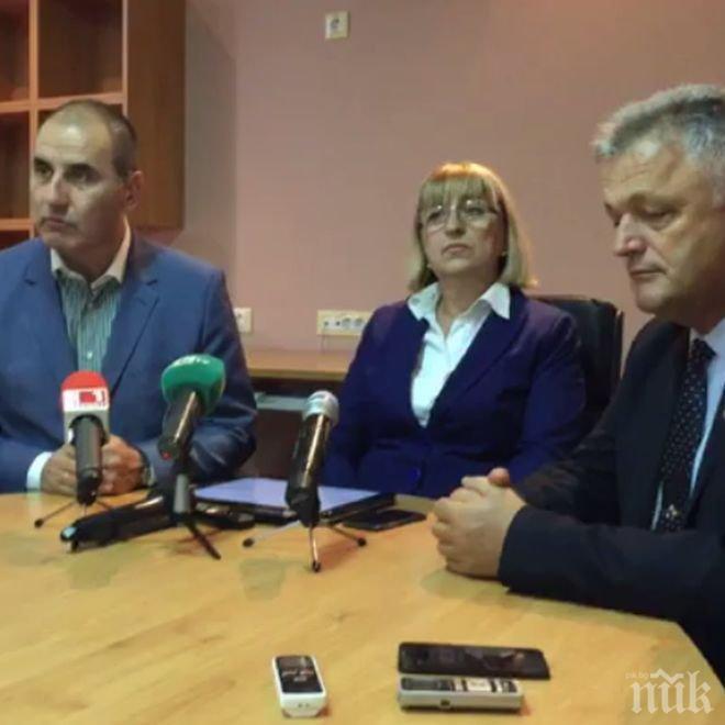 Заради Изборния кодекс Цецка Цачева се връща в парламента