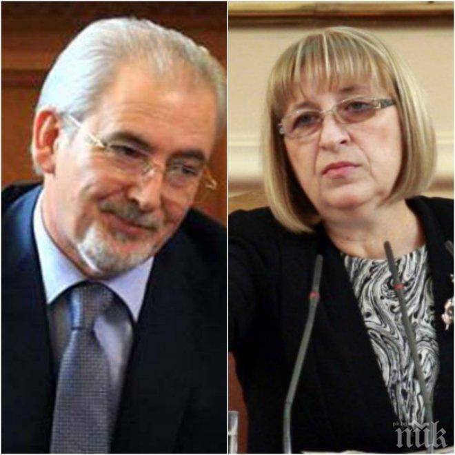 Без покана! Местан иска да подкрепи Цецка Цачева за изборите