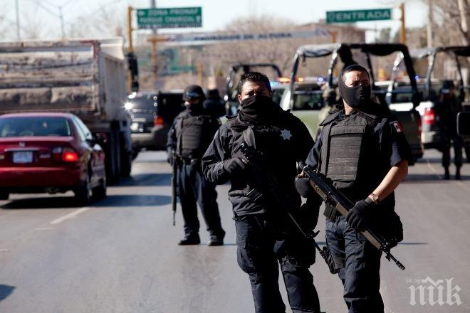 Мексиканската прокуратура задържа 30 военнослужещи по подозрение, че са участвали в отвличания на хора
