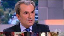ШОК! Орешарски едва не катастрофира! Кандидатът за президент изпадна в истерия