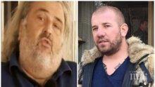 СКАНДАЛ! Агресорът Миленко Неделковски се закани на Динко от Ямбол: Трябваше да го пуснат на границата, за да изяде як македонски кьотек, да го вържа и да си го вземе полицията (ОБНОВЕНА)