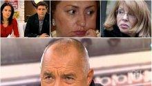 Искри в ефира! Борисов се скара на Ани и Виктор: Нямам нищо общо с врачките Ченалова и Янева