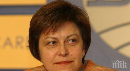 Татяна Дончева: Искат да ни изолират от дебатите