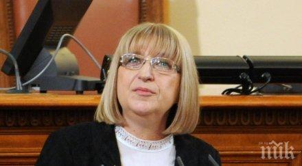 Цецка Цачева с остра позиция: Няма да позволя да ми се приписват лъжи!