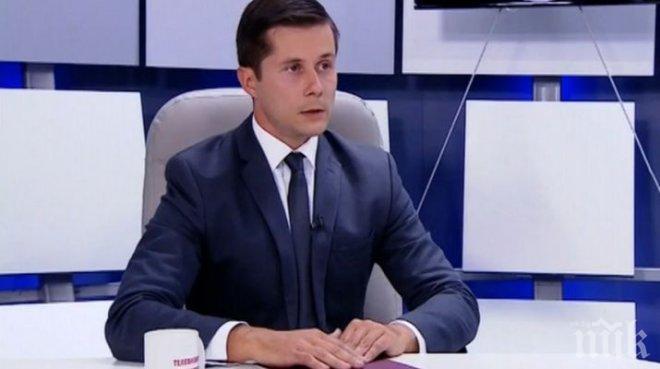"""Марин Киров: Коалиция """"КАЛФИН – ПРЕЗИДЕНТ"""" е единственият формат, който участва в кампанията за референдума"""