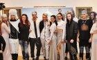 САМО в ПИК! Мода на световно ниво! Едис Пала шашна с класа и стил родния елит (снимки)