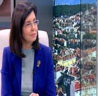 Кунева за разделението между роми и българи: Който сее ветрове, жъне бури!