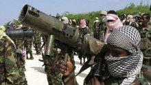 """Ислямистите от """"Аш Шабаб"""" за пръв път завзеха град в Сомалия"""