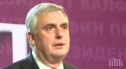 Ивайло Калфин: Като президент  бих оглавил Инициативен комитет за честване на 140-години от Освобождението на България