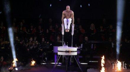 """Енчо Керязов и още 39 от най-добрите ни циркови артисти на манежа в спектаклите """"Пътят продължава"""""""