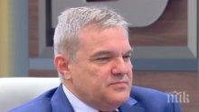 Румен Петков: Копаем дъното, щом Пищова има място в кампанията - предсрочните избори са неизбежни