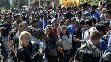 Наглост! Мигранти в Харманли се вдигат на бунт! Нямали чистачки (ВИДЕО)
