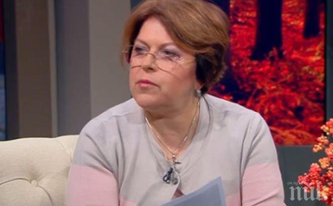 Татяна Дончева: Аз съм човек с визия и хватка, познавам политическата джунгла в България