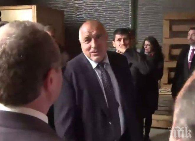 ИЗВЪНРЕДНО В ПИК! Борисов сряза лентата на новия Циклотронен център, чака нобелисти!