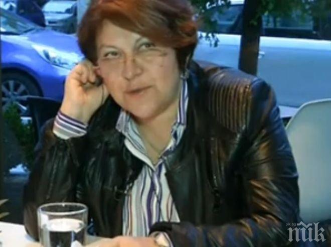 Татяна Дончева скочи на всички в парламента: Пет театрални трупи играят на кандидат-президентската сцена!