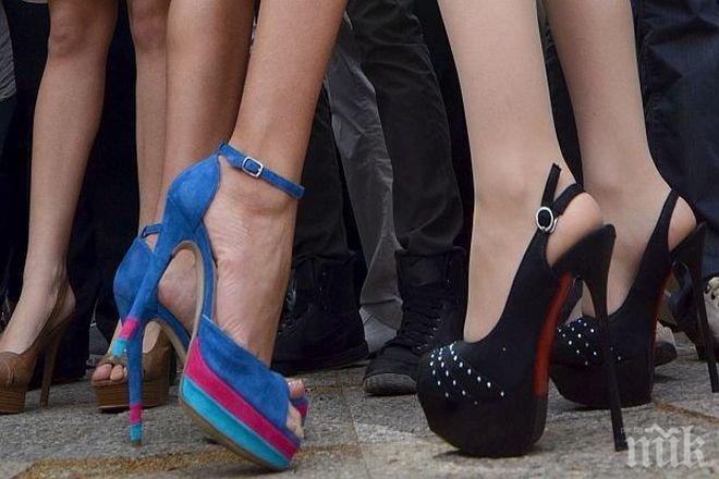 Виж колко ще живееш според номера на обувките си