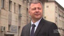 Съдът решава да останат ли белезниците за шефа на ИАРА