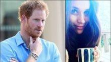 Принц Хари се среща тайно с актриса