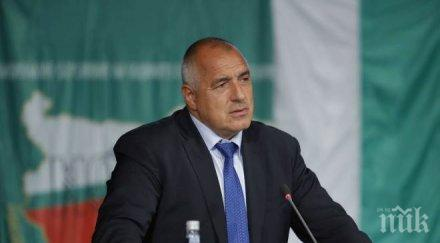 Борисов: Догодина ще има магистрала от Пловдив до Асеновград
