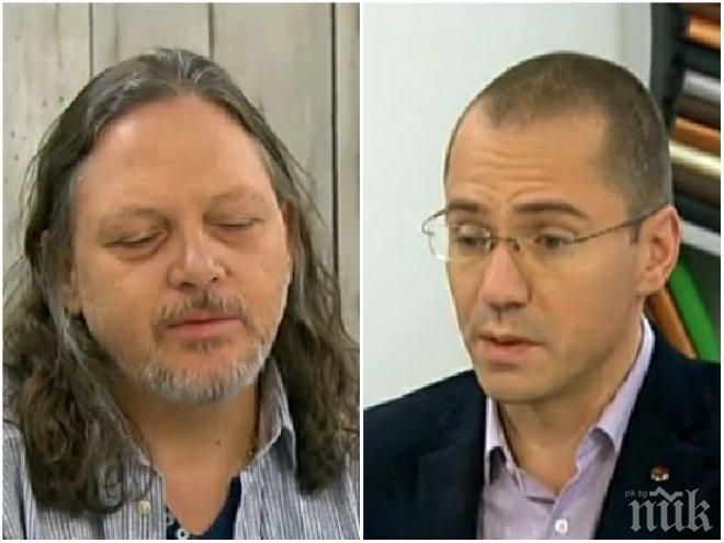 ИСКРИ! Ангел Джамбазки и Нидал Алгафари се захапаха заради бежанците