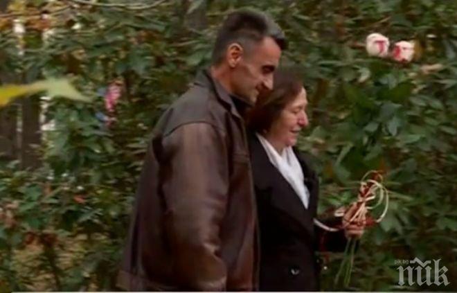 Невероятно! Мъж се срещна с майката на своята спасителка - донор