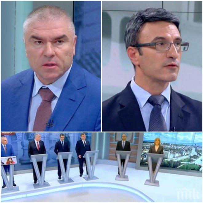 """Последни напъни преди изборите: Кой какво каза на """"големия"""" дебат с втория ешелон за президентския вот!"""