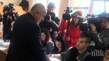 ЕКСКЛУЗИВНО В ПИК TV! Борисов пусна своя глас и разкри подава ли оставка след вота (ВИДЕО/СНИМКИ)