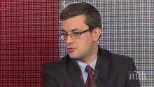 ЕКСКЛУЗИВНО В ПИК TV! Тома Биков: Чака ни тежка политическа зима! Оттук-нататък правителствата няма да се правят лесно