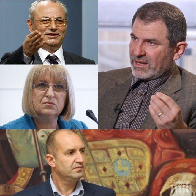 САМО В ПИК! Методи Андреев ексклузивно: Въпросът на балотажа е искаме ли пак Доган и БСП да ни управляват! Социалистите са охранени и оядени с власт!